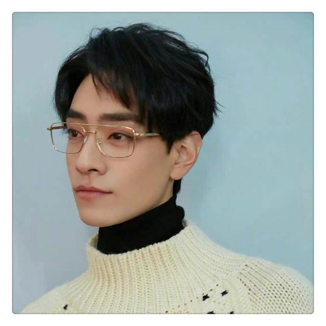 紳士的なメガネ